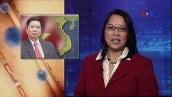 Tiến sĩ Cù Huy Hà Vũ được trả tự do; tới Hoa Kỳ cùng vợ