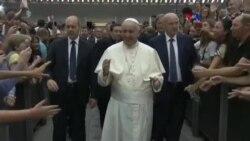 Reporte: EE.UU. arresta a joven por ataque al papa