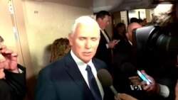 VP-Elect Visit Caps Eventful Hill Week