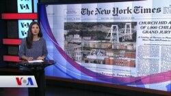 15 Ağustos Amerikan Basınından Özetler