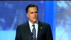 2012-09-26 美國之音視頻新聞: 奧巴馬和羅姆尼闡述各自的外交政策