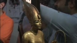 گام نهادن در تاریخ؛ عنوان نمایشگاهی از کفشهای مصر باستان