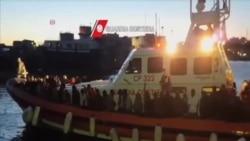 4200名船民星期五在地中海獲救