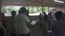 Drug Epidemic Persists in Myanmar's Ethnic States