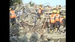 INDIA COLLAPSED BUILDING VO