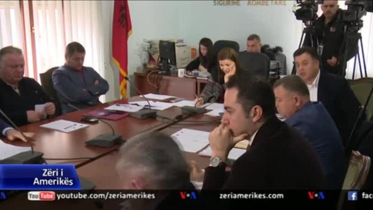 Shqipëri  Nis shqyrtimi i projekt ligjit për vetingun në polici