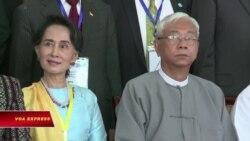 Tổng thống Myanmar từ chức