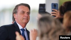 Brezilya Cumhurbaşkanı Jair Bolsonaro