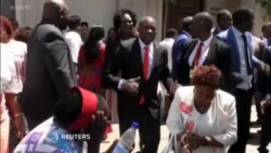 Zimbabwe President State of Nation Address Marred by Opposition Walk Out
