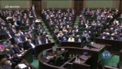 В чому небезпека нового законопроекту про медіавласність у Польщі? Відео