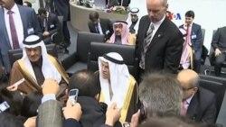 OPEP y Rusia congelarán nivel de producción de petróleo