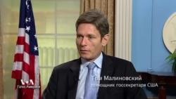 Том Малиновский: «Путин совершил много просчетов»