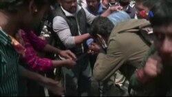 LHQ phân phát thực phẩm và thuốc men ở Nepal sau động đất