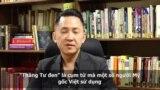 Nguyễn Thanh Việt: 'Cần tự chịu trách nhiệm'