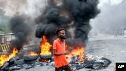 Zanga zangar da aka yi ranar Jumma'a a Somaliya