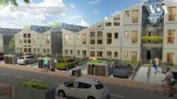 Збери будинок самостійно: британська компанія розробила будинок, який можна зібрати самостійно. Відео