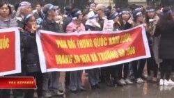 Truyền hình VOA 30/7/19: Dân Việt ký thỉnh nguyện thư đòi kiện TQ ra tòa quốc tế