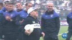 Maradona, negligência médica pode ter morto astro de futebol