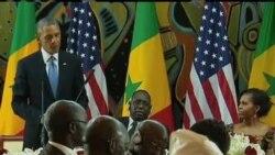 奧巴馬星期五將赴南非訪問