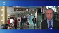 11 аэропортов в США будут принимать пассажиров из Европы