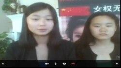 异议人士张林的女儿谈投身中国民主事业