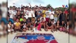 Dân Philippines tiếp tục ra đảo biểu tình chống TQ