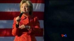 2015-10-31 美國之音視頻新聞: 白宮表示將阻止公布克林頓致奧巴馬電郵