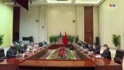 Վենդի Շերմանը Չինաստանի իշխանությունների հետ քննարկել է մարդու իրավունքների հետ կապված հարցեր