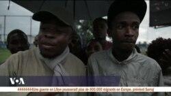 Tshisekedi à Goma