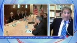 بهروز بیات: مواضع فنی ایران و آمریکا به هم نزدیک شده است