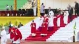 Ziara ya Papa Francis Afrika