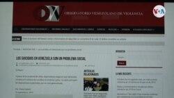 Venezuela tiene la tasa de suicidios más alta de Latinoamérica