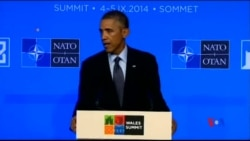2014-09-06 美國之音視頻新聞: 奧巴馬有信心與盟國擊敗伊斯蘭國