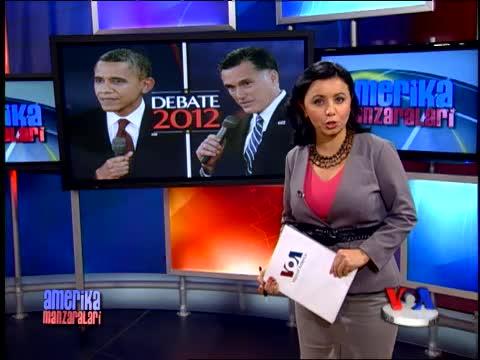 Obama-Romni yuzma-yuz, ikkinchi debat/Obama-Romney second debate