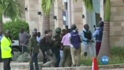 Al-Shabab atacou um hotel e um edifício de escritórios na capital do Quénia
