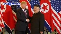 Manchetes Americanas 27 fevereiro: Donald Trump e Kim Jong-In deram inicio à sua cimeira