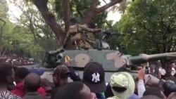 Les Zimbabwéens réclament le départ de Mugabe du pouvoir (Vidéo)