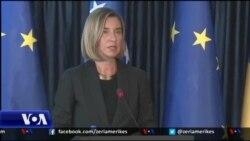 Mogherini në Kosovë mbi liberalizimin e vizave