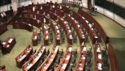 香港親中建制派杯葛 3本土議員未能宣誓就任