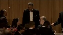 شوخی های باراک اوباما در مهمانی سالانه انجمن خبرنگاران
