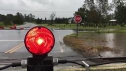 """""""Флоренс"""" вызвал наводнения в Северной Каролине"""