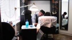 纹身大师助乳腺癌幸存者找回自我