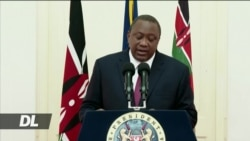Kenyatta atoa wito chanjo zifikie mataifa yote