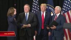 Gián điệp kỳ cựu Gina Haspel tuyên thệ nhậm chức tân giám đốc CIA