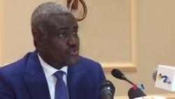 Annonce officielle de la candidature de Moussa Faki Mahamat à la présidence de la commission de l'Union Africaine (vidéo)