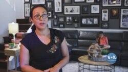 Історія жінки з Каліфорнії, яка втратила роботу через COVID-19. Відео