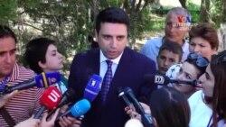 «Մեզ մեղադրում են, որ չափից ավելի փափուկ ենք»․ ՀՀ ԱԺ փոխնախագահ Ալեն Սիմոնյան