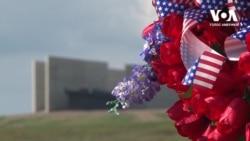 Меморіал рейсу 93. Відео