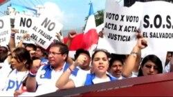 Comicios en El Salvador y Colombia