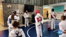 Kolorado: Tojikistonlik sport ustasi yuritayotgan taekvondo maktabi
